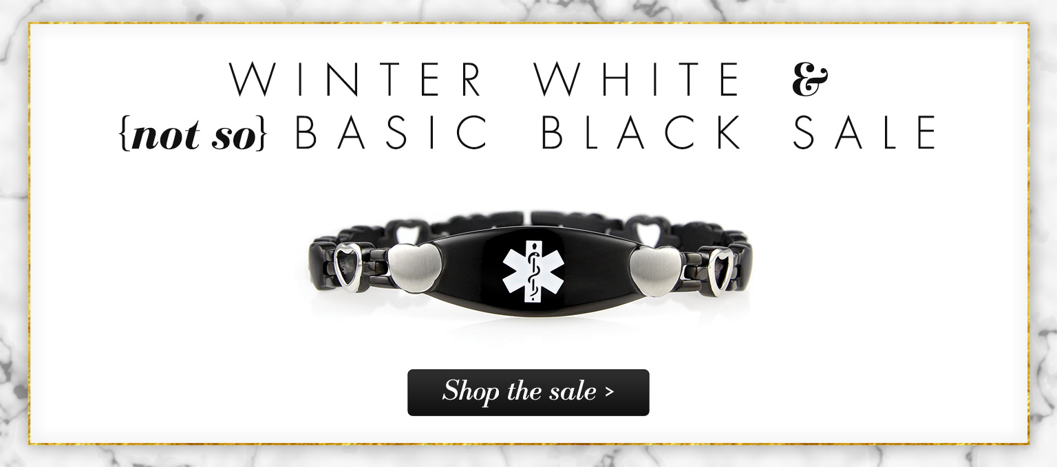 Winter White and {not so} Basic Black Sale